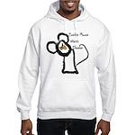 Zombie Mouse Wants Cheese Hooded Sweatshirt