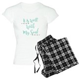 Hymn christian it is well with my soul T-Shirt / Pajams Pants