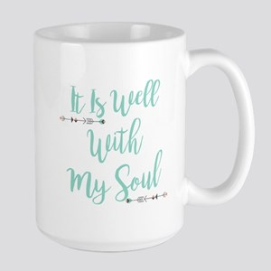 It Is Well With My Soul Mugs