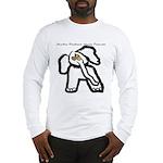 Zombie Elephant Wants Peanuts Long Sleeve T-Shirt