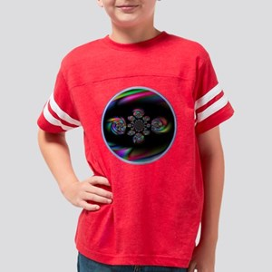 psychedelicfractal Youth Football Shirt