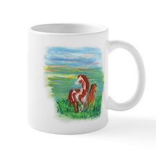 Horse And Colt Mug