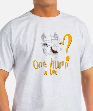 Hump Day Camel Spoof T-Shirt