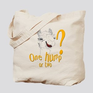 Hump Day Camel Spoof Tote Bag
