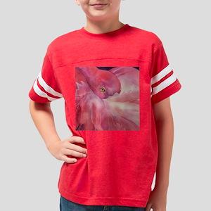 Flamingo Flare Youth Football Shirt
