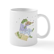 Music Frog Mug