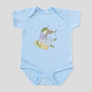 Music - Frog Infant Bodysuit