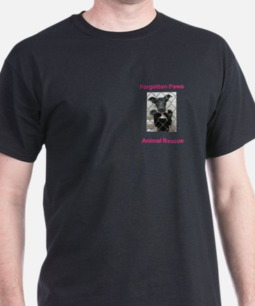Forgotten Paws Animal rescue T-Shirt