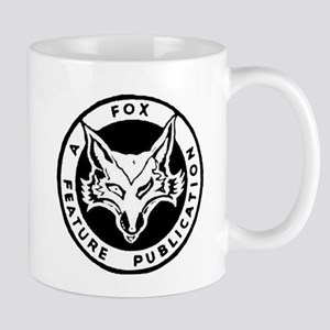 Fox Feature Syndicate Logo (comic books) Mug