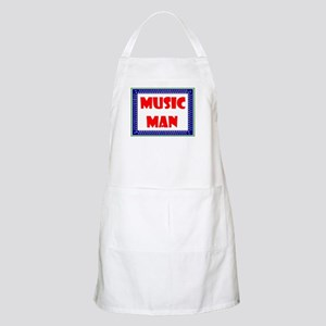 MUSIC MAN BBQ Apron