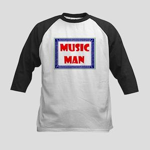 MUSIC MAN Kids Baseball Jersey