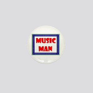MUSIC MAN Mini Button