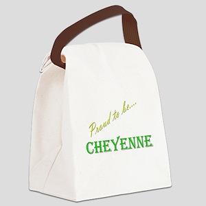 Cheyenne Canvas Lunch Bag