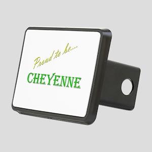 Cheyenne Rectangular Hitch Cover