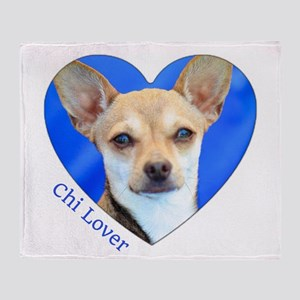 Chi Lover Throw Blanket