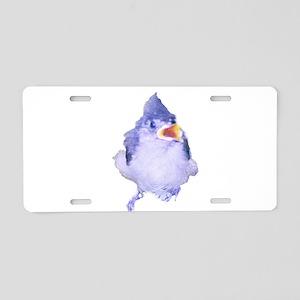 Celebird Aluminum License Plate
