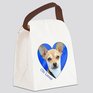 Chi Lover Canvas Lunch Bag