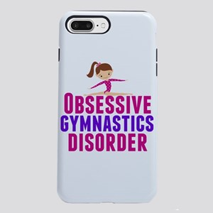 Gymnastics Obsessed iPhone 7 Plus Tough Case