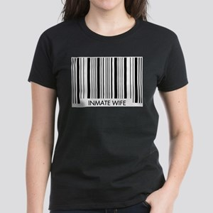 Inmate Wife Barcode T-Shirt