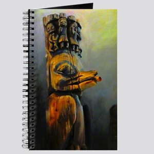Raven Totem Pole Journal
