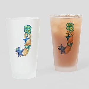 J Drinking Glass