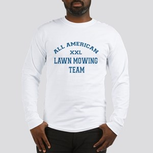 AA Lawn Mowing Team Long Sleeve T-Shirt