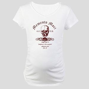 Memento Mori Maternity T-Shirt