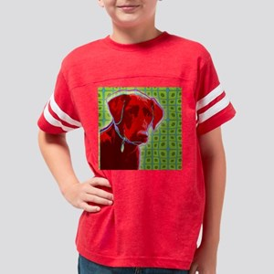 oplabtile1 Youth Football Shirt
