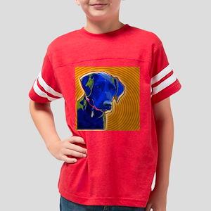 oplabtile2 Youth Football Shirt