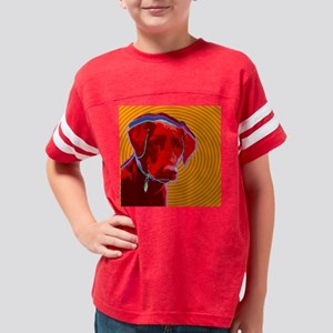 oplabtile3 Youth Football Shirt