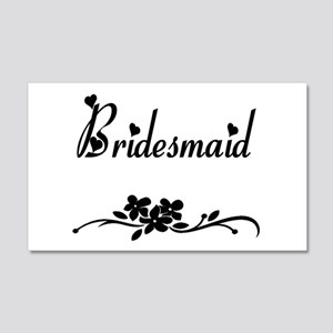Classic Bridesmaids Wall Decal
