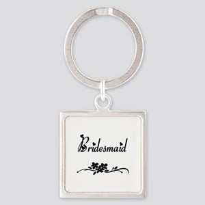 Classic Bridesmaids Keychains