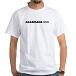 Deadmalls White T-Shirt