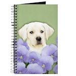Labrador Retriever Puppy Journal