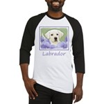 Labrador Retriever Puppy Baseball Tee