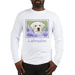 Labrador Retriever Puppy Long Sleeve T-Shirt