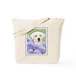 Labrador Retriever Puppy Tote Bag