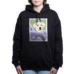 Labrador Retriever Puppy Women's Hooded Sweatshirt