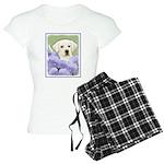 Labrador Retriever Puppy Women's Light Pajamas
