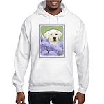Labrador Retriever Puppy Hooded Sweatshirt