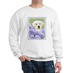 Labrador Retriever Puppy Sweatshirt