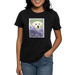 Labrador Retriever Puppy Women's Dark T-Shirt