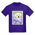 Labrador Retriever Puppy Kids Dark T-Shirt