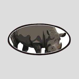 Classic Rhino Patches