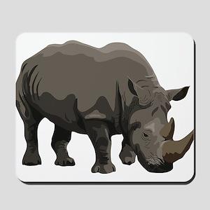Classic Rhino Mousepad