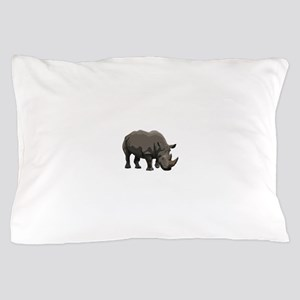 Classic Rhino Pillow Case