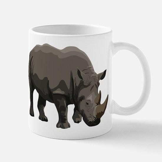 Classic Rhino Mug