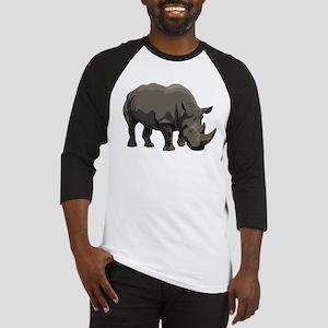 Classic Rhino Baseball Jersey
