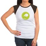 Kiwi Women's Cap Sleeve T-Shirt