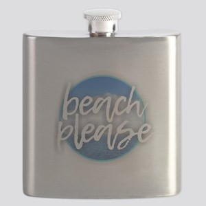 Beach Please Flask